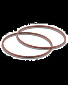 O-ringset Malossi - Malossi poulies - Minarelli & Piaggio (MAL-06 9854E)