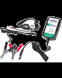 Acculader Fulbat Fulload 1000 (6V-12V, 1A) (FB-750504)
