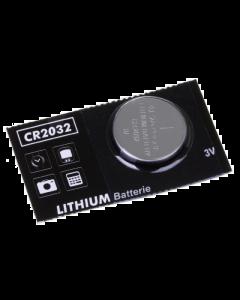 Knoopcell batterij CR2032 3V Lithium (EDG-306145)