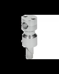 Stuurclamp TNT Gilera & Piaggio aluminium (TNT-303325A)