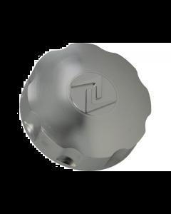 Tankdop Zelioni Zilver CNC Vespa (ZEL-GAS001S)