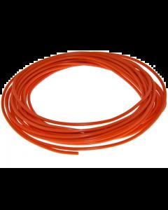 Montagesnoer / Lichtsnoer - 0.5 mm² - Oranje - 5 Meter (UNI-88268)