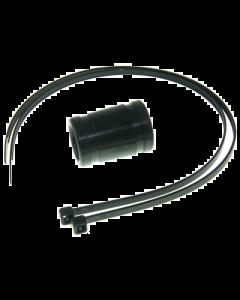 Uitlaatrubber Stage6 - Universeel (S6-91ET008)