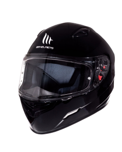 Helm MT Mugello Glans zwart Maat XL (MT-110300027)