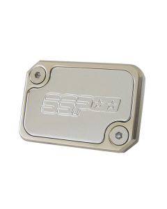 Rempot deksel Stage6 - Yamaha Aerox - Chroom (S6-SSP101BZ/CR)
