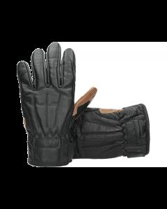 Handschoenen MKX Pro Tour zwart/bruin XS (MKX-91620)