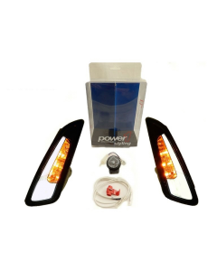 Knipperlichten voor Power1 Led Tube Smoke Vespa Primavera, Sprint (P1-24VE572)