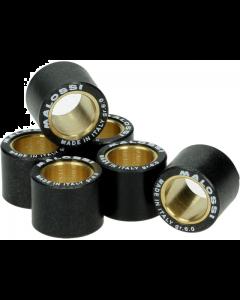 Rollenset Malossi HT 17x12,3mm 5,5 gram (MAL-66 9999.D0)