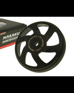 Koppelingshuis Naraku CNC V.2 GY6, Honda, Kymco, Peugeot, Piaggio & Vespa 107mm (NK901.17)