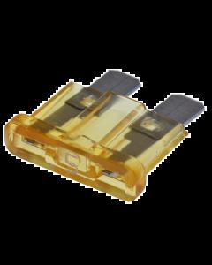 Steekzekering 5 Ampere lichtbruin (UNI-DG630050)