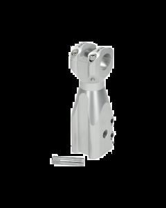 Stuurclamp Doppler Peugeot Speedfight 1 & 2 aluminium (DOP-451833)