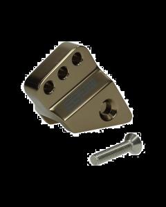 Schokbrekerverlenger Stage6 Peugeot Verticaal titanium (S6-SSP373HL/TI)