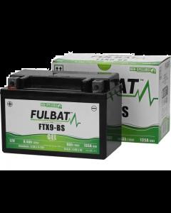 Accu Fulbat FTX9-BS Gel SLA 12V 8Ah (Onderhoudsvrij) (FB-550921)