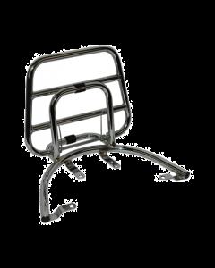 Achterdrager opklapbaar Piaggio Zip 2000 chroom (DMP-41254)