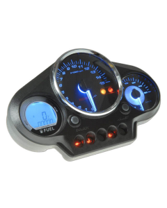 Race Dashboard Koso - Aprillia SR tot 2004 (Geen injectie) (KO-BA802B10)