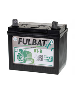 Accu Fulbat U1-9 Ca/Ca 12V 24Ah (Garden Onderhoudsvrij) (FB-550875)