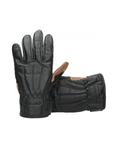 Handschoenen MKX Pro Tour zwart/bruin L (MKX-91623)