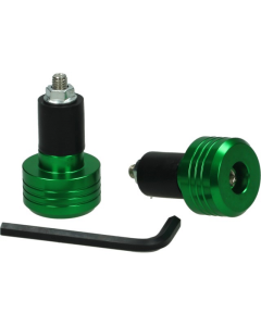 Stuurbalansgewicht set Universeel groen (UNI-AW56917GN)