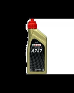 Castrol Power1 A747 2 Takt Racing olie 1 liter (CAS-15ADA3)
