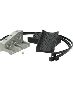 Speedsensor bracket Koso L Type (met rubber adapter) (KO-BI0003S01)