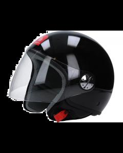 Helm MT Zyclo Glans zwart Maat L (MT-110200026)