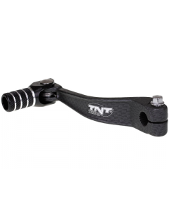 Schakelpedaal TNT Derbi Senda carbon / zwart (TNT-090326D)