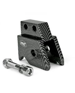 Schokbrekerverlenger TNT Minarelli horizontaal carbon
