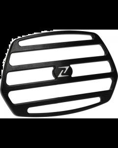 Koplamp rooster Zelioni Zwart CNC Vespa Sprint (ZEL-HMS001B)