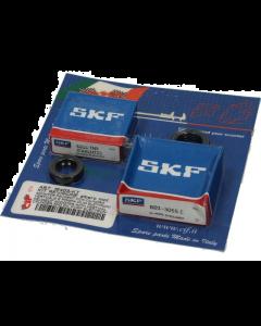 Krukaslagerset SKF Peugeot Verticaal 50cc 2 Takt (Elektrische oliepomp) (CIF-16403-KT)