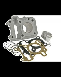 Cilinderkit Airsal 63cc voor Peugeot / SYM 50cc 4 Takt (AIR-02370342)