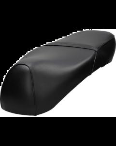 Zadel zwart Mokix Chinese Grande Retro scooters (MOK-32016)