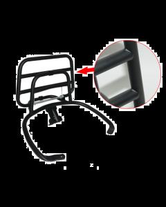 Achterdrager opklapbaar Vespa Sprint en Primavera zwart (DMP-42955)