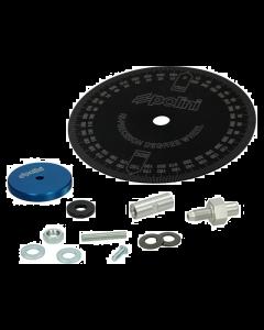 Gradenschijf / Afstelschijf Polini 220mm (POL-173.0003)