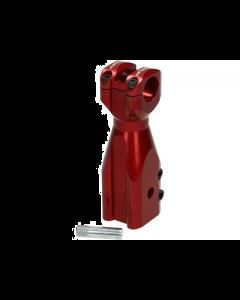 Stuurclamp Doppler Peugeot Speedfight 1 & 2 rood (DOP-451835)