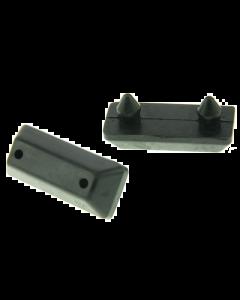Aanslagrubber middenstandaard - Gilera & Piaggio - Zip 2006 / 4T / 4V (PIA-563984)