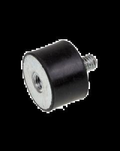 Polini silentblock M8 (Ø30x20mm) M/F (POL-214.0004)
