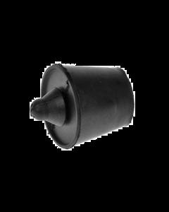 Middenstandaard rubber - Peugeot (Oud type) - Origineel (PEU-771041)