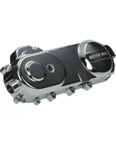 "Kickstartdeksel GY6 50cc 4 Takt 12"" / 43 cm chroom (UNI-RB43CR)"
