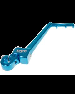 Kickstartpedaal TNT Derbi Senda blauw (TNT-090557A)