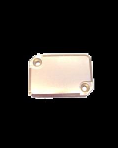 Rempot deksel DMP - Yamaha Aerox - Aluminium (DMP-25134)