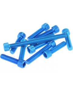 DMP Carterboutset - Minarelli Horizontaal - Aluminium - Blauw (DMP-135775)