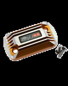 Rempot deksel Stage6 - Cooling Style - Peugeot Speedfight - Oranje (S6-SSP075-2BZ/OR)