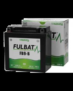 Accu Fulbat FB9-B Gel SLA 12V 9Ah (Onderhoudsvrij) (FB-550925)