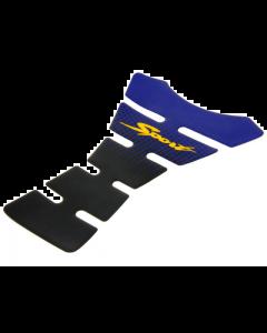 Tankpad DMP - Sport - Zwart / Blauw (DMP-10081003)