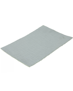 Hitteprotectie sticker Artein - 1.6 mm - 195 x 475 - tot ± 550°C (ART-89130)