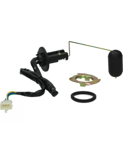 DMP windscherm smoke hoog voor BTC Riva, AGM VX50S (AGM-3780A-ALA6-9000)