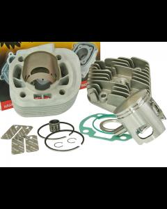 Cilinder Malossi - 70 cc - MHR Replica - Minarelli Horizontaal - Luchtgekoeld (MAL-31 8437)
