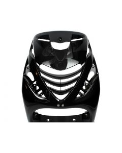Voorkap DMP Piaggio Zip SP 2000 zwart